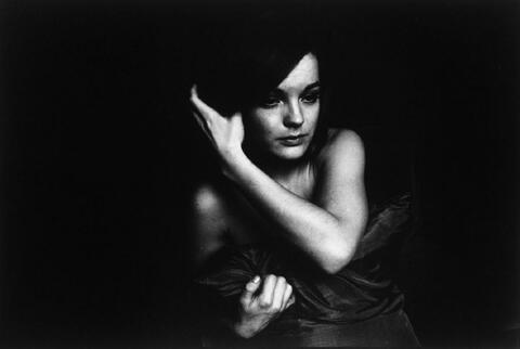 Will McBride - Romy Schneider in Paris