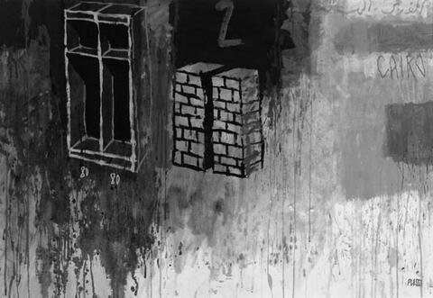 Fabrizio Plessi - Ohne Titel (CAIRO VHS)