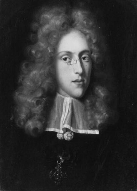 Joseph Vivien, zugeschrieben - BILDNIS DES KÖLNER KURFÜRSTEN JOSEPH CLEMENS VON BAYERN ALS JUNGER MANN (reg. 1688-1723).