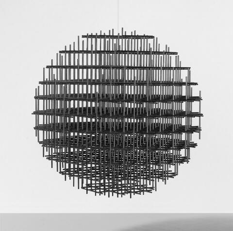 François Morellet - Sphere-Trames