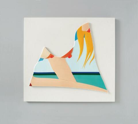 Tom Wesselmann - Seascape