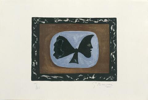 Georges Braque - Urania II