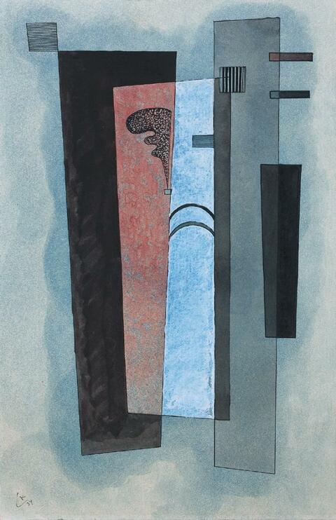 Wassily Kandinsky - Tendances Tranquilles