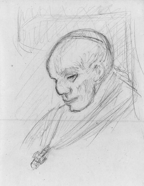 Alfred Kubin - Kardinal