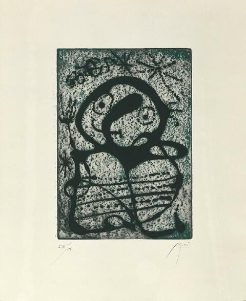 Joan Miró - Constellations