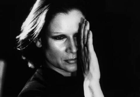 Katharina Sieverding - Nachtmensch