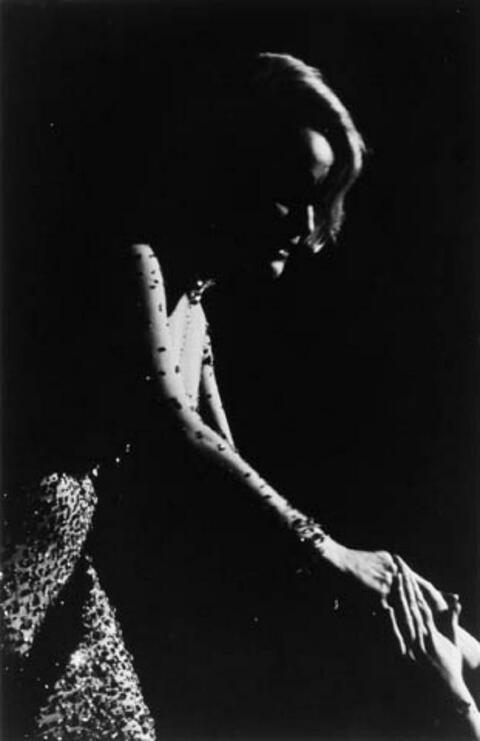 Arno Fischer - Marlene Dietrich