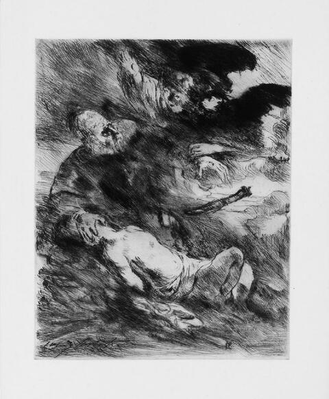 Mappenwerk - Rembrandt. Religiöse Legenden