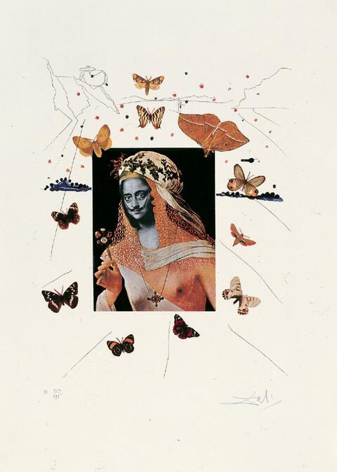 Salvador Dali Y Domenech - Memories of Surrealism