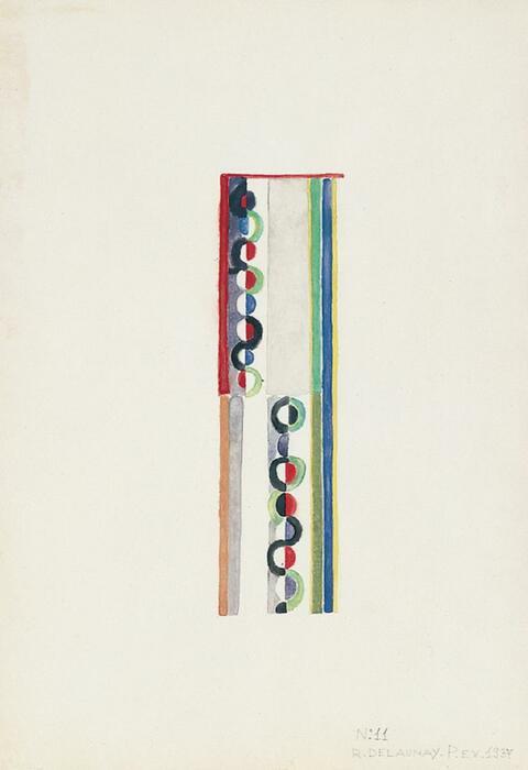 Robert Delaunay - No. 11