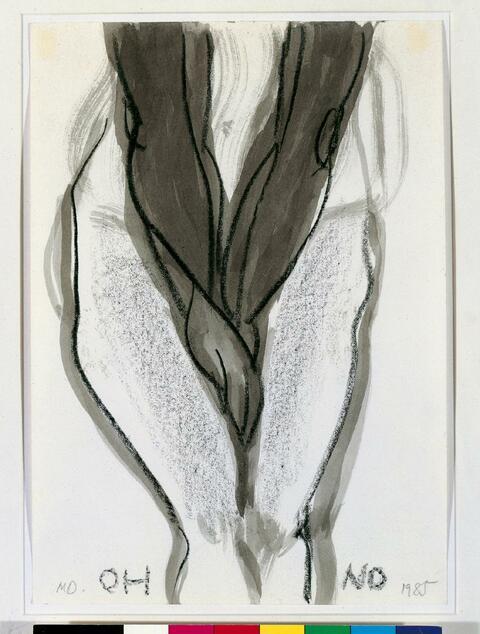 Marlene Dumas - OH NO