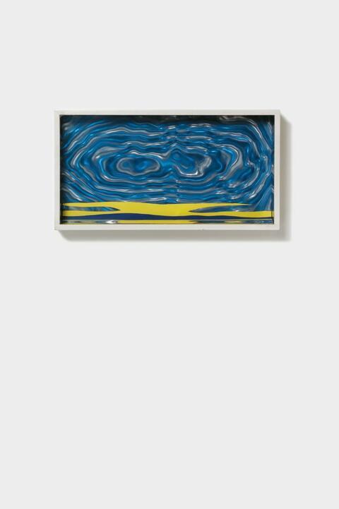 Roy Lichtenstein - Seascape (II)