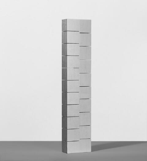 François Morellet - Zwei Interferenz Schnitte