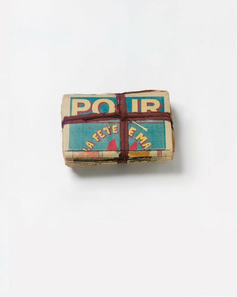 Joseph Beuys - Ohne Titel (POUR)