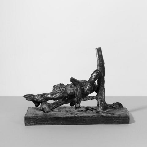Rolf Szymanski - Kleine Figur Nr. XII: éphémère