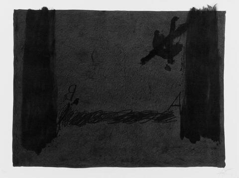 Antoni Tàpies - Aus: Nocturn matinal