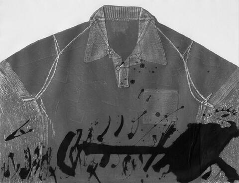Antoni Tàpies - Camisa