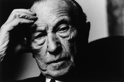 Will McBride - Konrad Adenauer