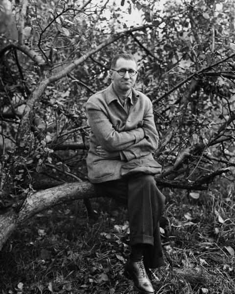 Todd Webb - Bertolt Brecht