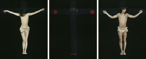 Bettina Rheims - Crucifixion