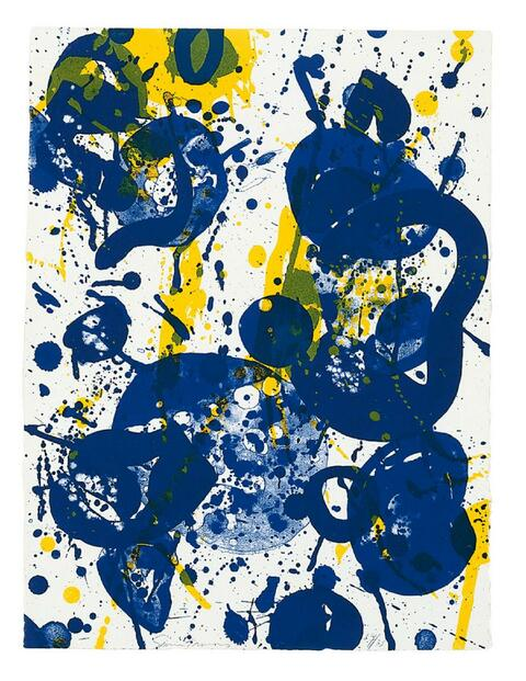Sam Francis - Venice, California
