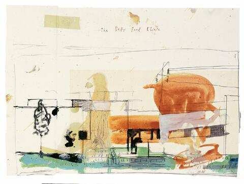 Martin Kippenberger - The Betty Ford Clinic