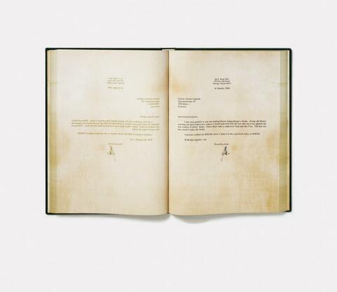 Martin Kippenberger - Dieses Leben kann nicht die Ausrede für das nächste sein