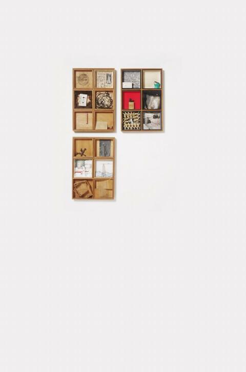 Mappenwerk - Ohne Titel (Eat Art Galerie)