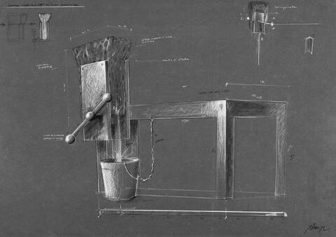 Fabrizio Plessi - Sulla possibilità di una scultura