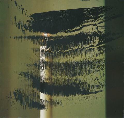 Gerhard Richter - Kerze III