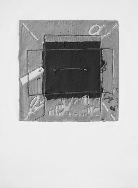 Antoni Tàpies - Aparicions 2