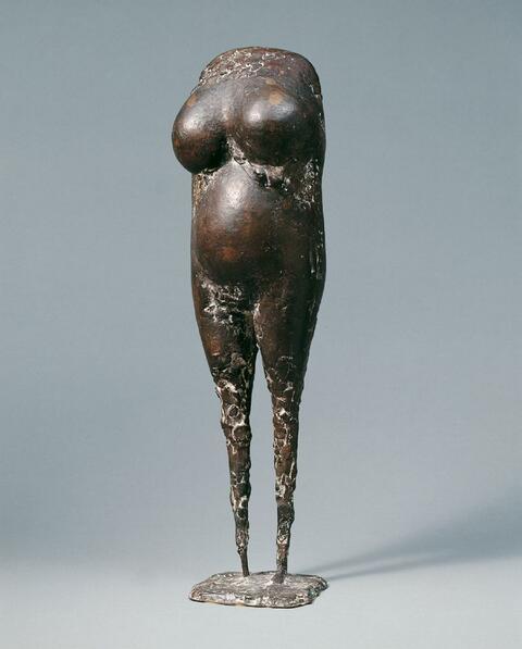 Gustav Seitz - Weiblicher Torso