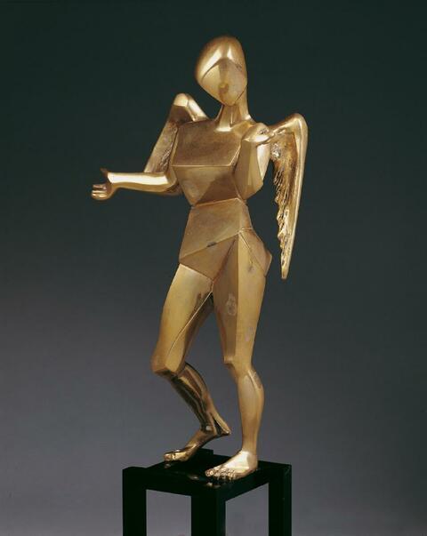 Salvador Dali Y Domenech - L' Ange cubiste