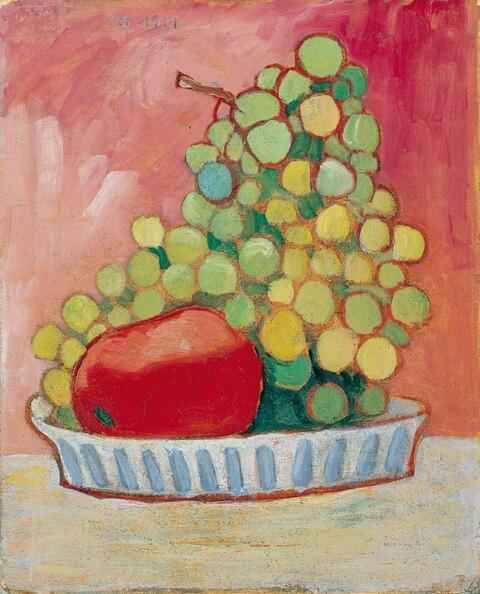Gabriele Münter - Obstteller
