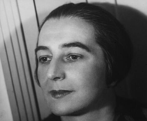Florence Henri - Sonia Delaunay