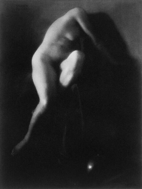 Edward Steichen - Torso