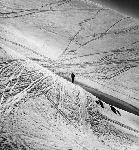 Ludwig Windstosser - Alpen-Winter