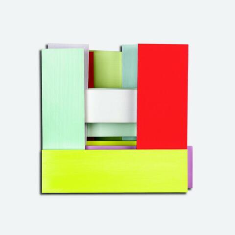 Imi Knoebel - 11 Farben
