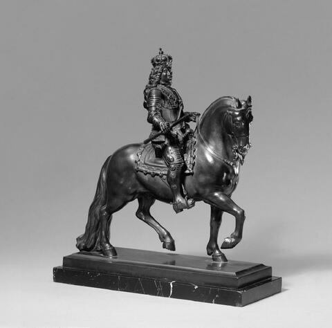 Wilhelm Lehmbruck - Kopie des Jan Wellem-Standbilds von Grupello