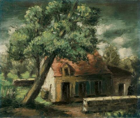Frans Masereel - La Ferme
