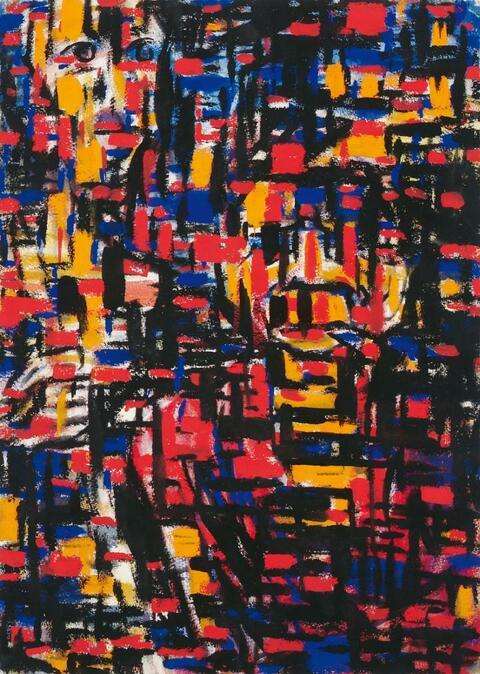 Christian Rohlfs - Phantastisches Mosaik