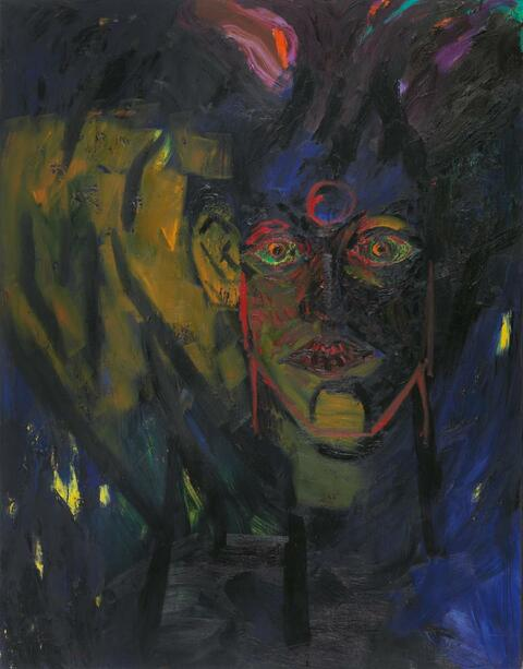 Rainer Fetting - B-face