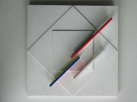 Jean Gorin - Composition-Spatio-Temporelle No. 82