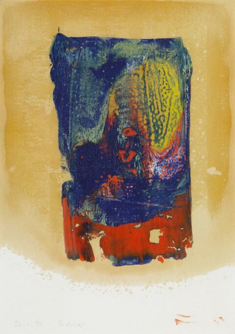 Gerhard Richter - Ohne Titel