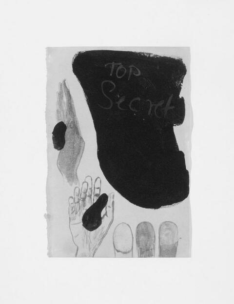 Rosemarie Trockel - Top Secret