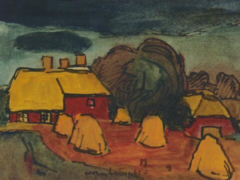 Ernst Mollenhauer - Dorf (Keitum)
