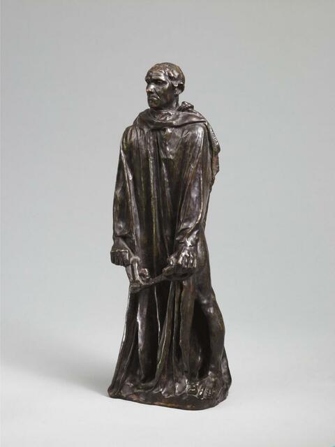 Auguste Rodin - Jean d'Aire (aus: Les Bourgeois de Calais)