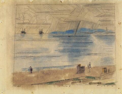 Lyonel Feininger - Misdroy II