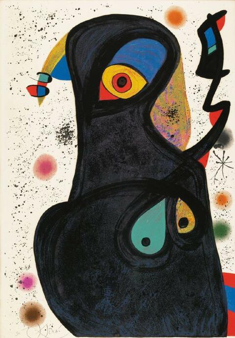 Joan Miró - Vladimir