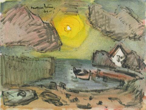 Ernst Mollenhauer - Haus am Watt